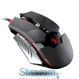 A4Tech T50 Optiline hiir Terminator Gaming mouse wired, USB, Black, Grey