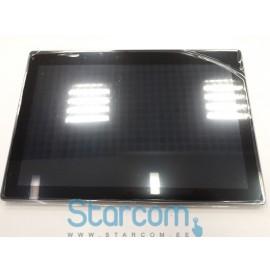 Lenovo Yoga Tab 3 10 Plus TAB3-X70F  Tahvelarvuti Originaal displei moodul klaas + LCD ekraan, Must