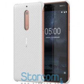 Originaal ümbris / tagakaas Nokia 5 CC-803 , Pearl white
