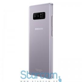 Tagakaas Samsung Galaxy Note 8 (SM-N950) Clear , Orchid Grey EF-QN950CVEGWW