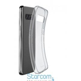 Silikonist tagakaas / ümbris Samsung Galaxy Note 8 (SM-N950) GELSKIN , Läbipaistev