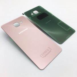 Tagakaas / Tagaklaas (akukaas) Samsung galaxy A5 2016 (SM-A510F) , Roosa GH82-11020D