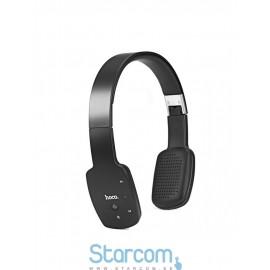 Bluetooth Kõrvaklappid HOCO W4 Touch , Must