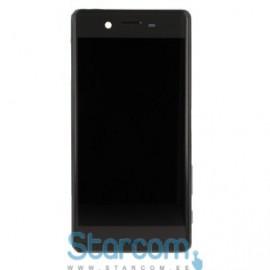 Puutetundlik klaas ja LCD ekraan Sony X Performance (F8131) must