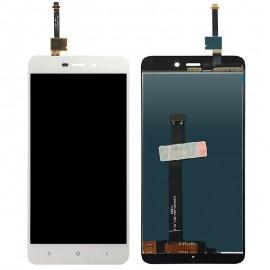 Xiaomi Redmi 4A originaal valge displei moodul klaas + LCD ekraan