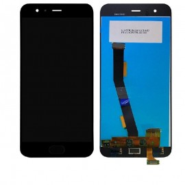 Xiaomi Mi 6 displei moodul klaas + LCD ekraan, Must