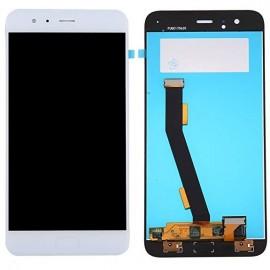 Xiaomi Mi 6 displei moodul klaas + LCD ekraan, Valge