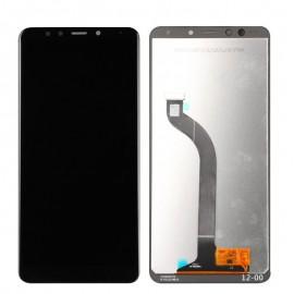 Xiaomi Redmi 5 displei moodul klaas + LCD ekraan, Must