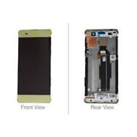 Sony XA, Sony XA Dual puutetundlik klaas ja LCD ekraan