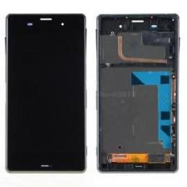 Sony Z3 puutetundlik klaas ja LCD ekraan