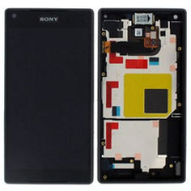 Sony Z5 compact puutetundlik klaas ja LCD ekraan