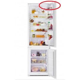 Ülemise ukseriiuli klappkaas Zanussi, AEG, Electrolux külmikutele ZBB7297 ja teistele mudelitele