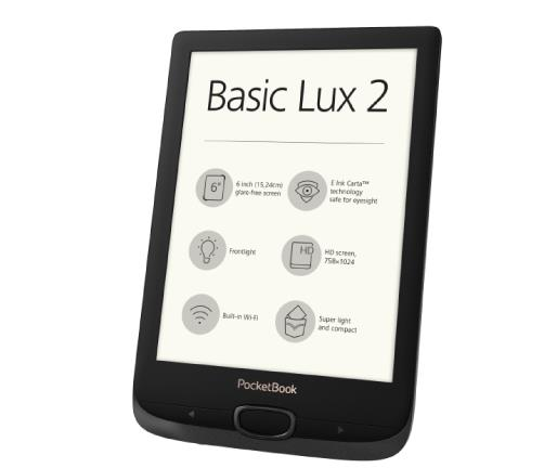 1aa1100b3aa E-Reader   POCKETBOOK   Basic Lux 2   6