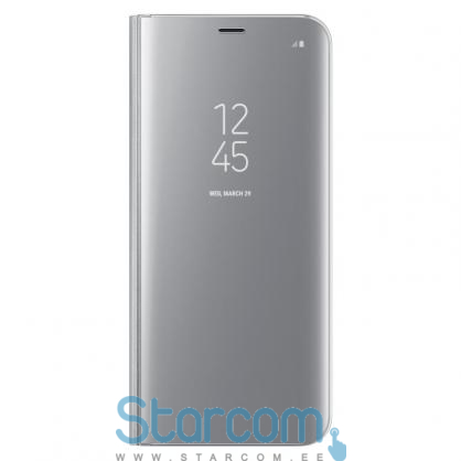 4248f3694ba Samsung Galaxy S8+ Ümbris tüüpi kaaned Clear View Black EF-ZG955CSE ,  Erinevad värvid
